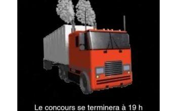 CONCOURS  TEAM des ROUTIERS